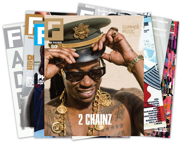 US Subscription - The FADER