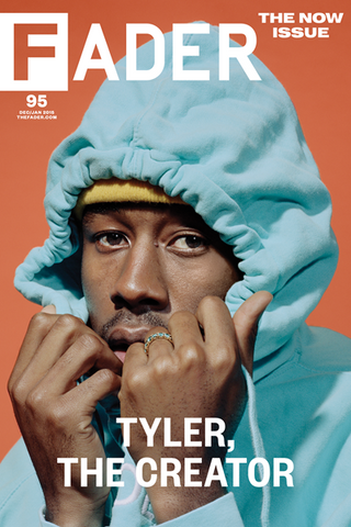 "Tyler, The Creator / The FADER Issue 95 Cover 20"" x 30"" Poster - The FADER  - 1"