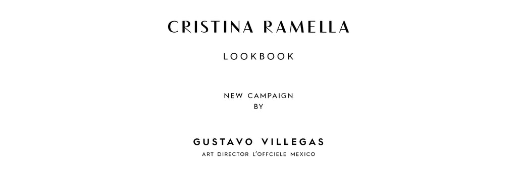 Lookbook Cristina Ramella