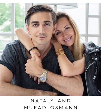 Nataly and Murad Osmann