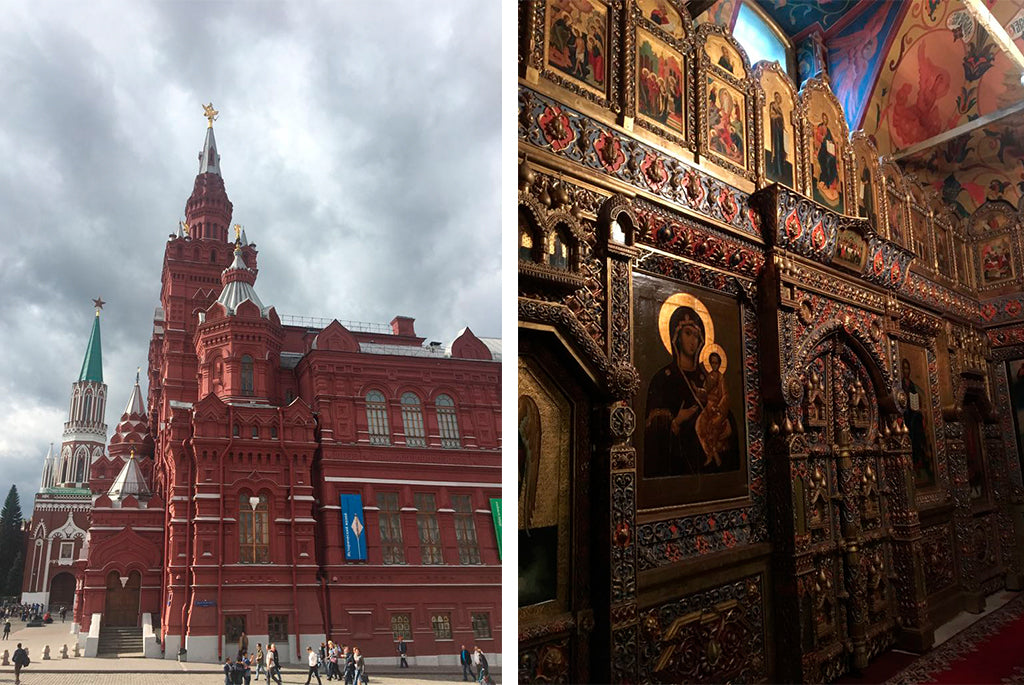 Outstanding Moscow by Cristina Ramella