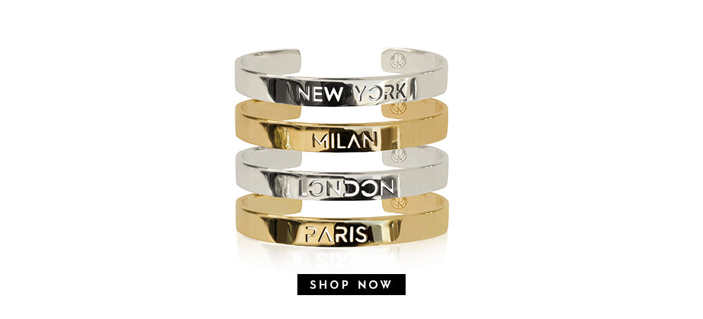 Travel Bracelets by Cristina Ramella