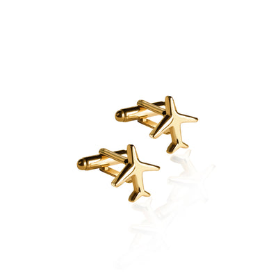Cufflinks Gold Plated by Cristina Ramella