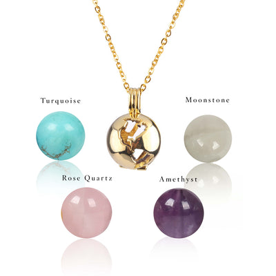 Balance Energy Locket Set Cristina Ramella