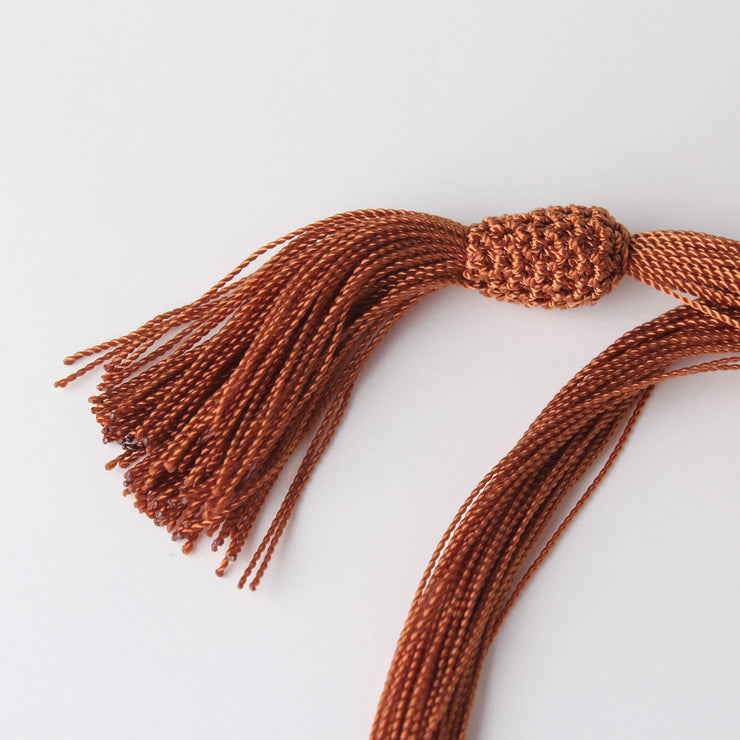 Detail Brown Gracias Mexico Necklace by Cristina Ramella
