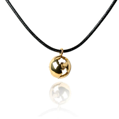 Earth Necklace by Cristina Ramella