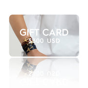 Gift Card by Cristina Ramella