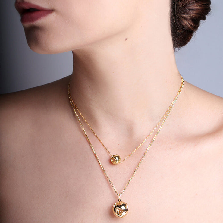 Give the Earth Jewelry set by Cristina Ramella