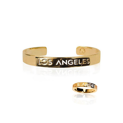 SAMPLE Los Angeles Bracelet & Ring