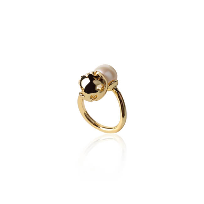 Luna Ring by Cristina Ramella