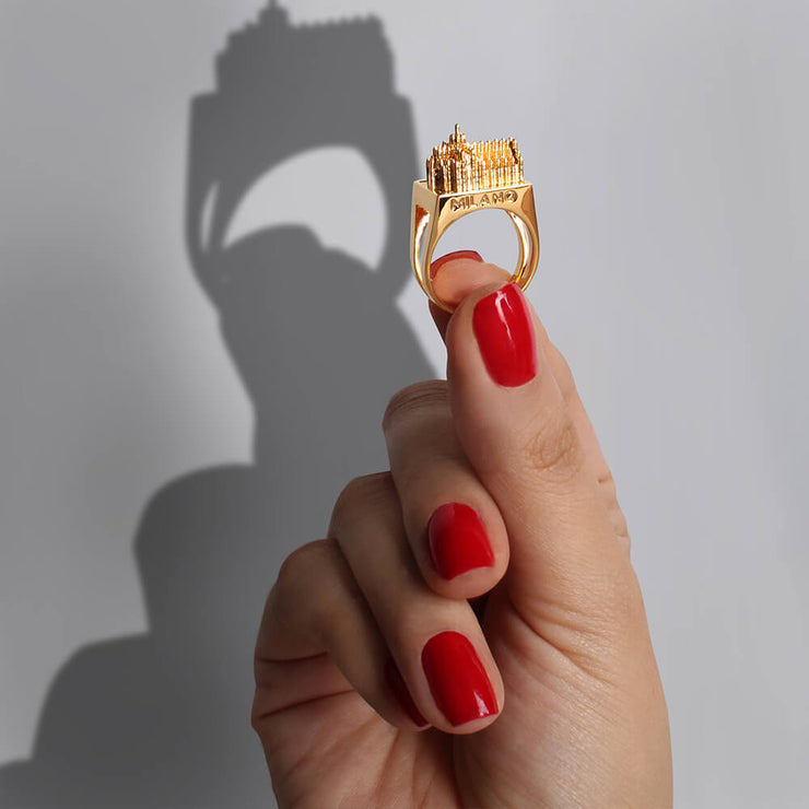 Milano Ring by Cristina Ramella