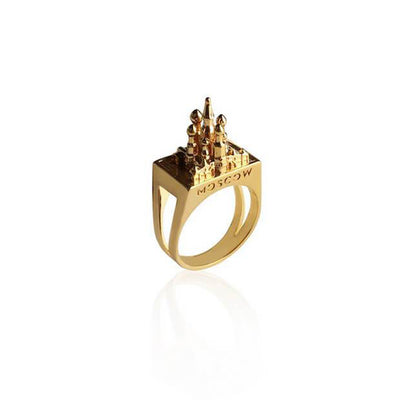 Moscow Ring by Cristina Ramella