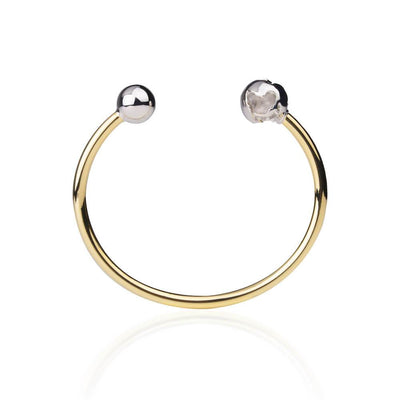 Luna Bangle by Cristina Ramella