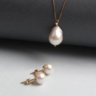 Pearl Obsessed Set by Cristina Ramella