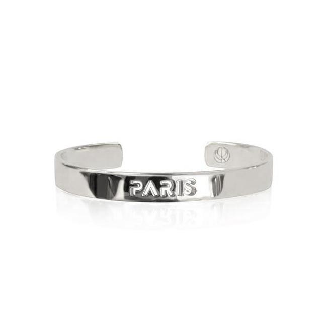 Rhodium Paris Bracelet by Cristina Ramella