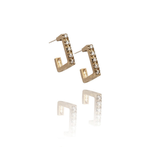 square earrings cristina ramella jewelry travel the world luxury fashion