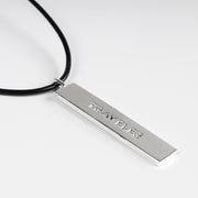 Traveler Necklace by Cristina Ramella