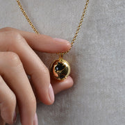 World Locket by Cristina Ramella