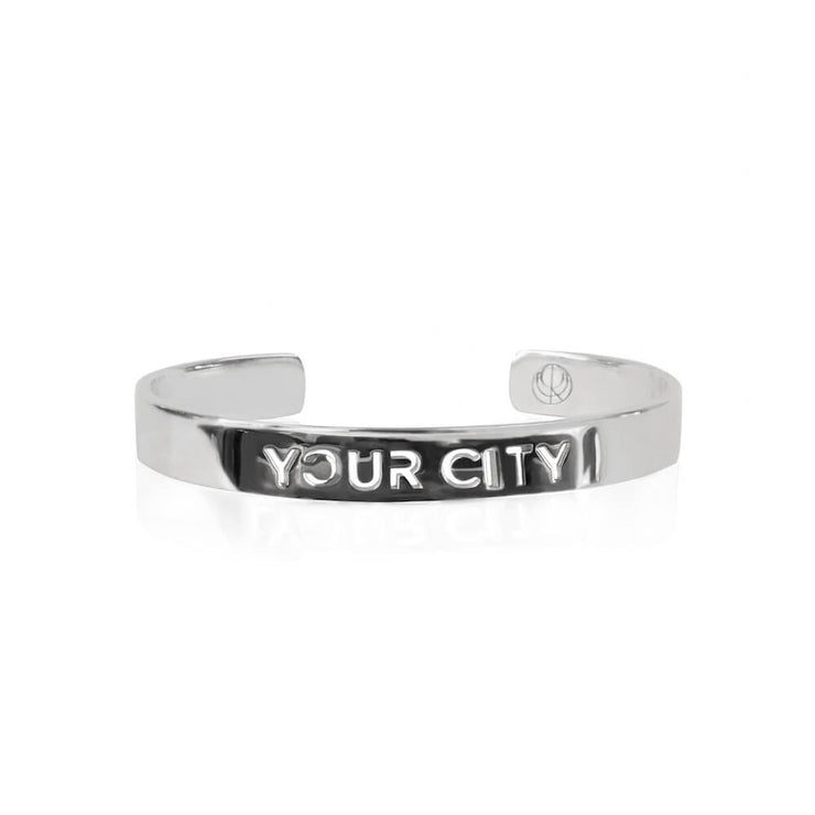 Your City Bracelet Rose Gold by Cristina Ramella