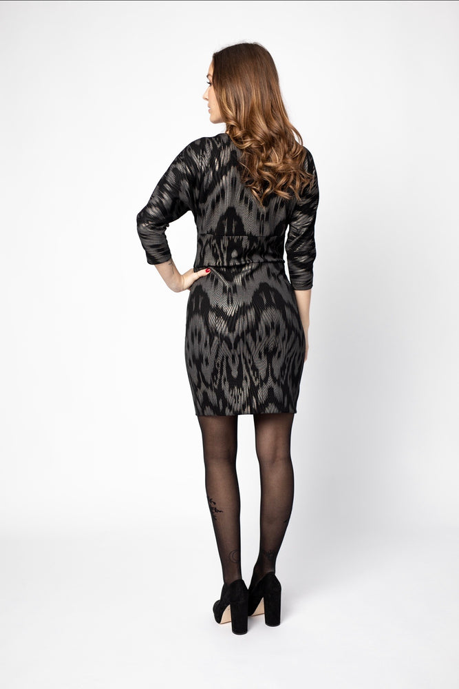 Momz dress - Black Gold