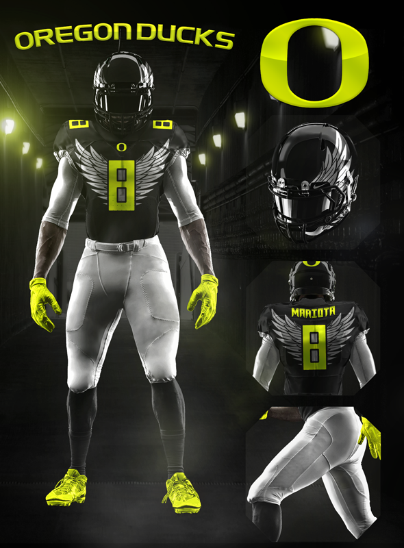 Are these the new NCAA and NFL Uniforms in 2017?