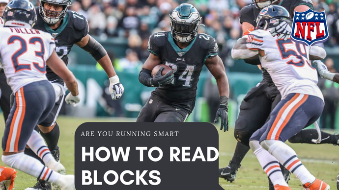 Running Backs: How to read a block