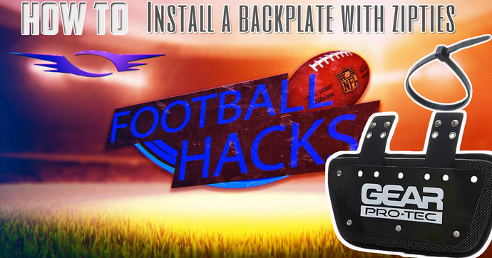 VIDEO: How to: Install a back plate with zip ties!
