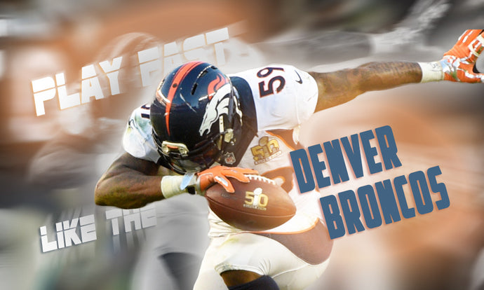 1 Simple Way Get Your Defense To Play Fast Like The Denver Broncos!