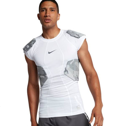 NIKE PRO HYPERSTRONG 3.0 COMPRESSION 4-PAD SHIRT  (XXL) - SportsTakeoff