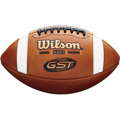 Wilson GST Official Game Ball - SportsTakeoff