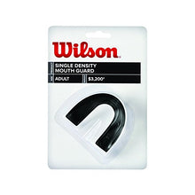 Wilson Mouthguard Adult - Black