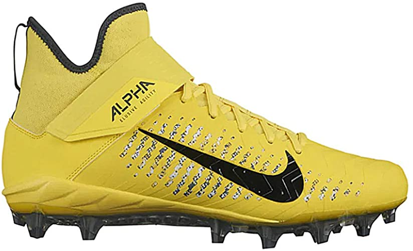 Nike Alpha Menace Pro 2 Mids (US 9) - SportsTakeoff