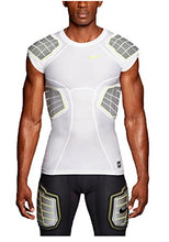 NIKE PRO HYPERSTRONG 3.0 COMPRESSION 4-PAD SHIRT  (XL) - SportsTakeoff