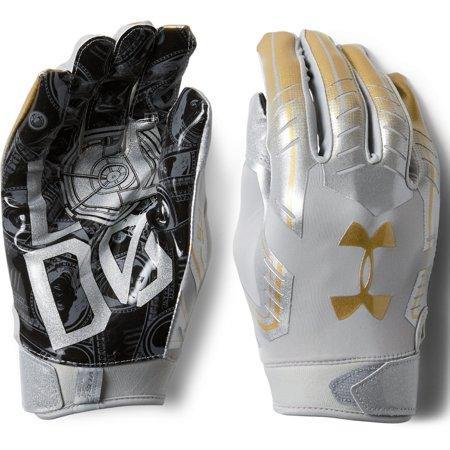 Under Armour F6 Football Gloves (M)