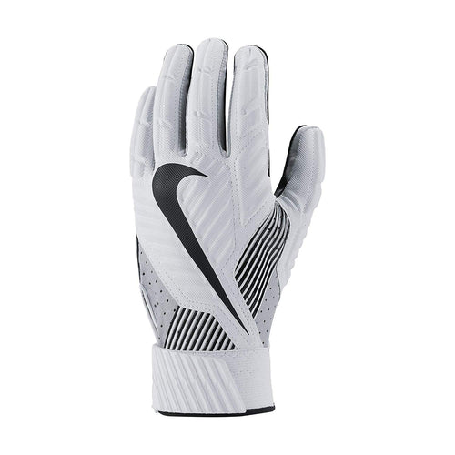 Nike D-Tack 5.0 Lineman Gloves (NFL Leather Palm) - XXL - SportsTakeoff