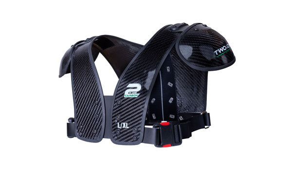 Two In One Shoulder Pad (Carbon Shell Only) - Carbontek Successor - SportsTakeoff