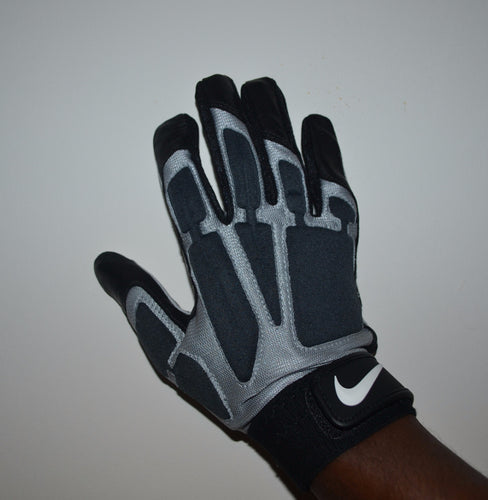 Nike D Tack II Demolition LIneman Gloves (XXL)