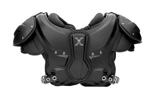 XENITH Xflexion Velocity Shoulder Pad - SportsTakeoff