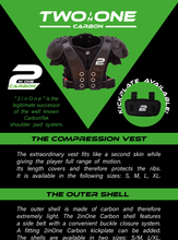 Two In One Carbontek Compression Vest (New Release)