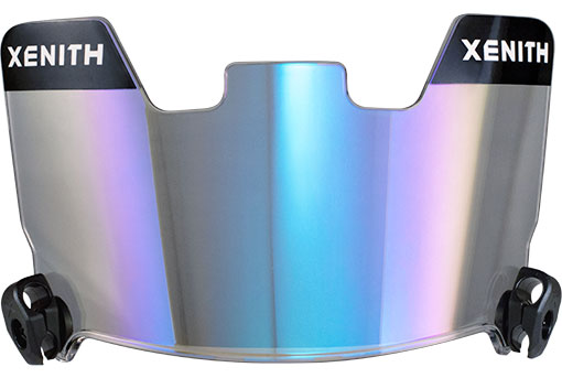 XENITH Blue Eyeshield Visor