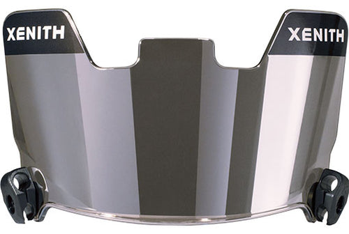 XENITH Mirrored Eyeshield Visor - SportsTakeoff