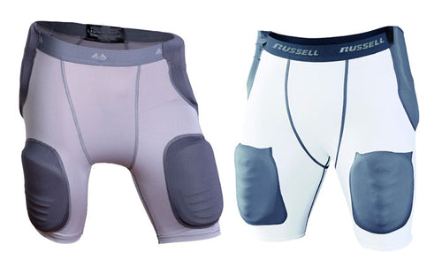 5-Piece Integrated Girdle Adult - SportsTakeoff