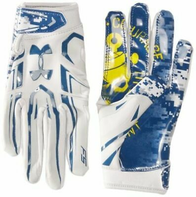 Under Armour F6 Football Gloves (L)