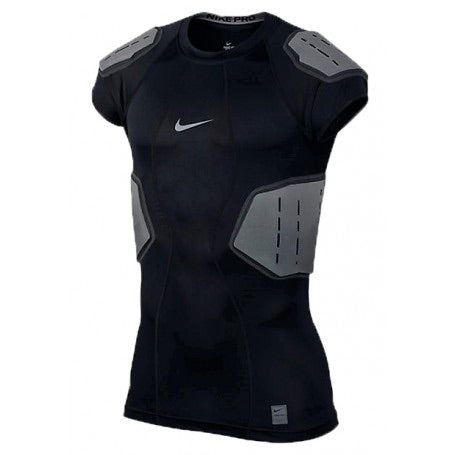 NIKE PRO HYPERSTRONG COMPRESSION 4-PAD SHIRT (S, M)