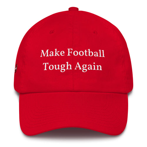Make Football Tough Again - SportsTakeoff