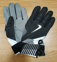 Nike D-Tack 5.0 Lineman Gloves (NFL Leather Palm) - 2XL, 3XL