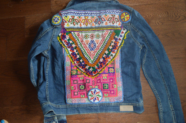 Ethnic Jeans Jackets-Journey