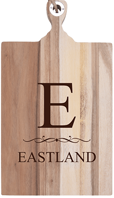 engraved personalized cutting board customizable acacia gift present party celebration house gift housewarming kitchen kitchenware