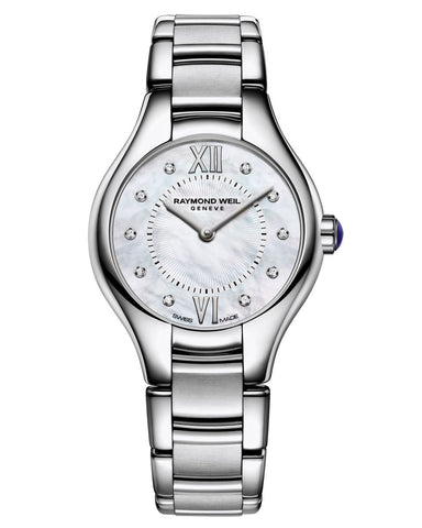 5124-ST-00985 Raymond Weil Ladies Noemia Diamond Set Watch