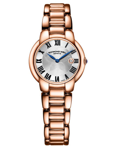 5229-P5-01659 Raymond Weil Ladies Jasmine Rose Gold Plated Watch